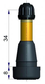 Вентиль TR 600 НР 43025-68