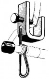 Зажимы для гибких удлинителей  R-1144-2